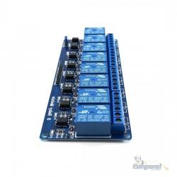 Modulo Rele 8 Canais Arduino ROB0021